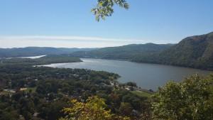 Bull Hill Panorama View
