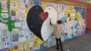 Mural at Bearsville