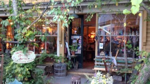 Cute vintage shop