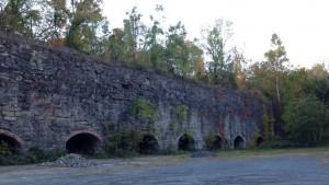 Cement kiln ruins