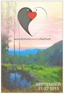 Woodstock Peace Festival Poster