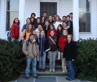 Genomics class at CSHL 2008 small