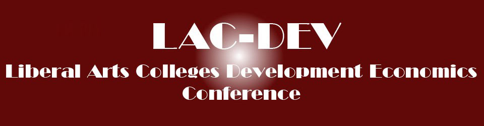 Liberal Arts Colleges Development Economic Conference