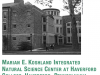Marian E. Koshland Integrated Natural Science Center at Haverford College