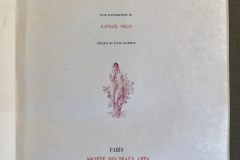 Daphnis and Chloe - title page