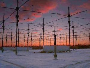 HAARP antennas