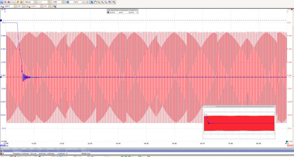 1.9nF, 996mH,4.23 kHz