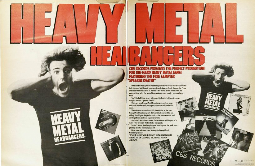 Heavy Metal Before Subculture