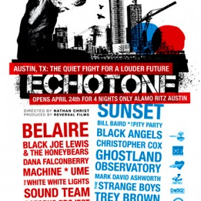 "losing Austin's weirdness: a review of ""Echotone"" (pt.1)"