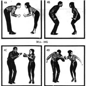 dancing in uptown Kingston