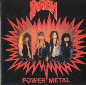 Pantera - Power Metal Cover