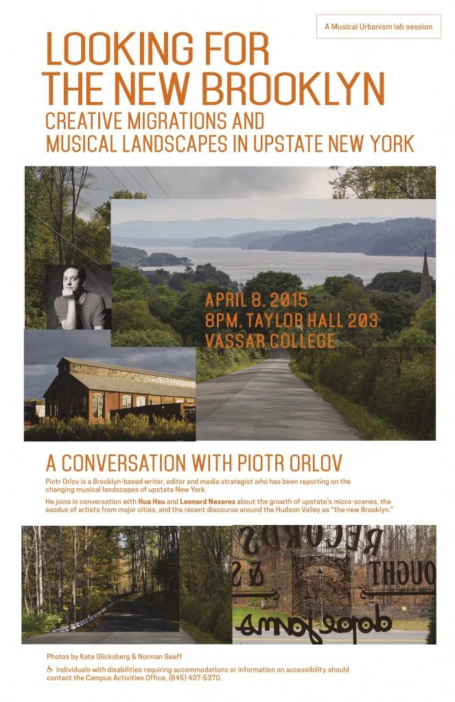 Piotr Orlov lecture poster small