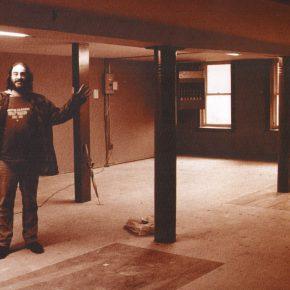 David Mancuso at Dub Spot Records
