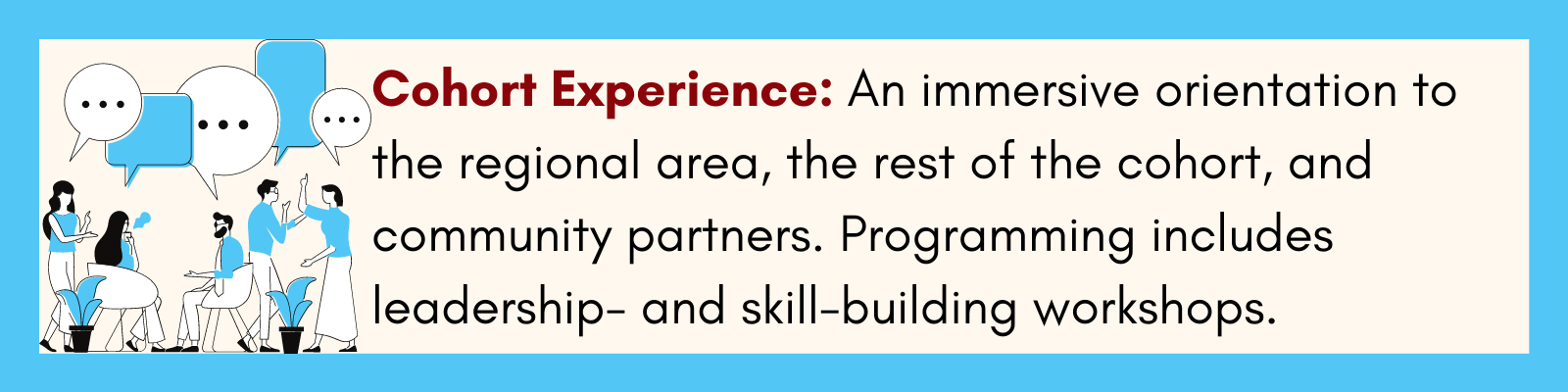 cohort experience