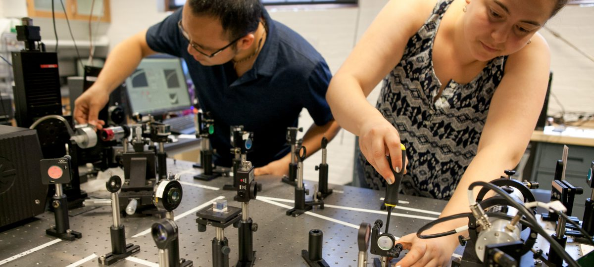 Physics & Astronomy Department News