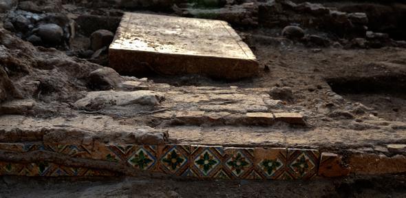 Excavated Tombstones in Cidade Velha