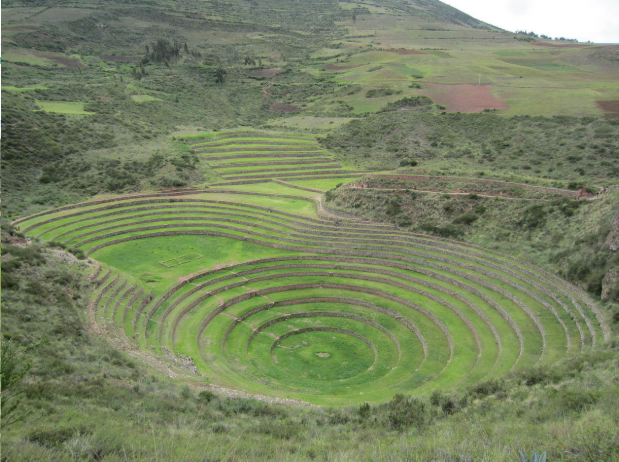 Inca Agriculture Real Archaeology