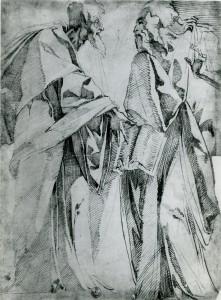 D.2, COPY,  Disputation Between Two Old Men