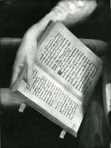 P.13f, bw book