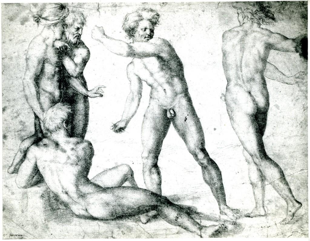 Bandinelli, Nudes
