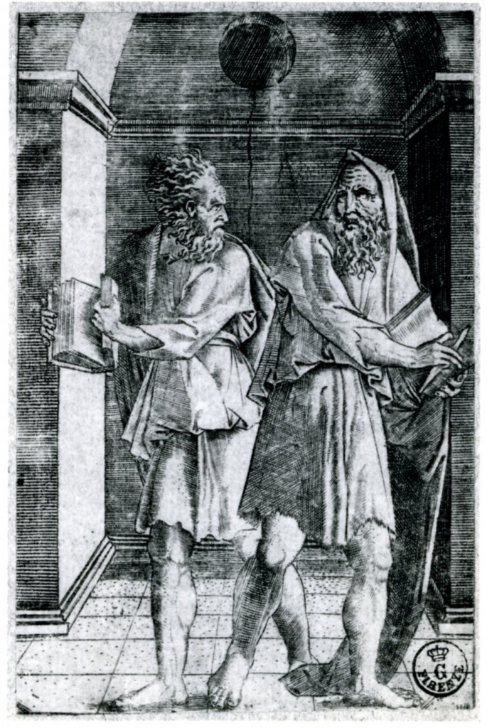 Fig. Bandinelli,  Two Disputing Philosophers