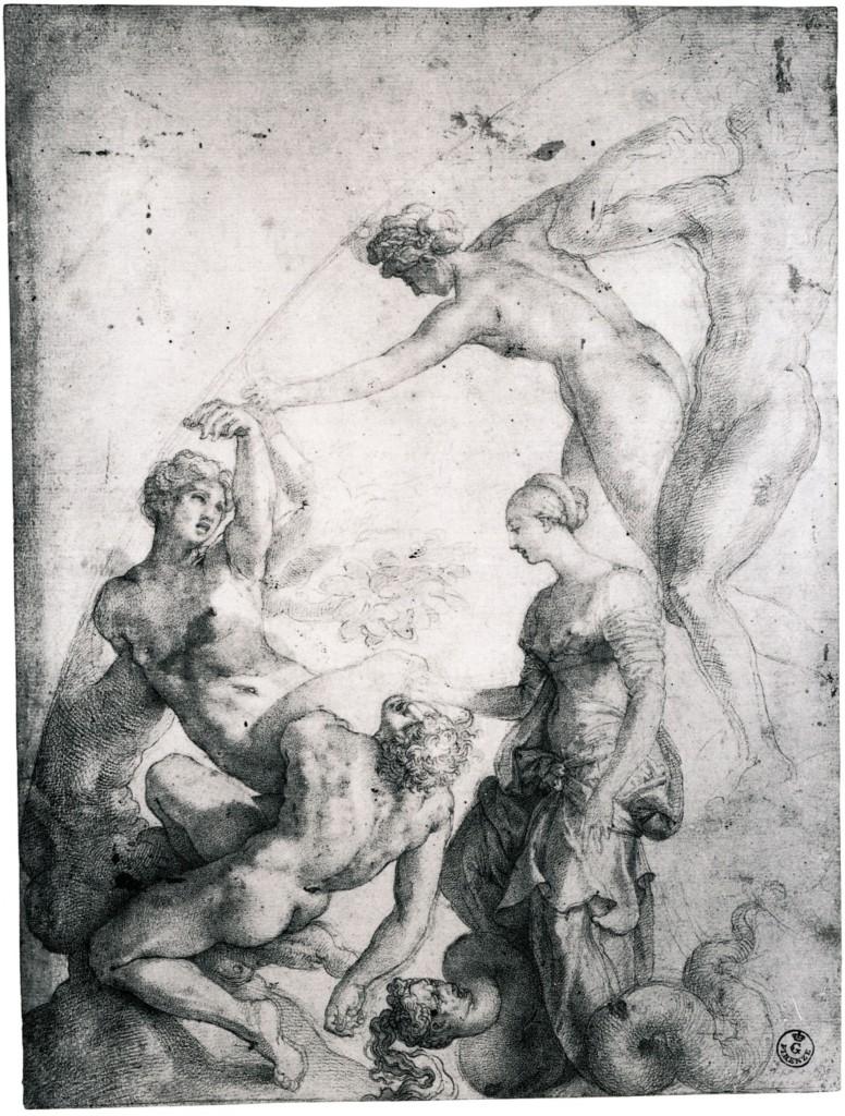 Fig. D.1.32 Allegory Uffizi
