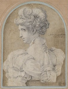 D.25a Rosso's Ideal Bust of a Woman