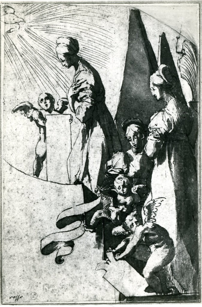 Fig.D.33B Allegory of Virgin as Ark Turin