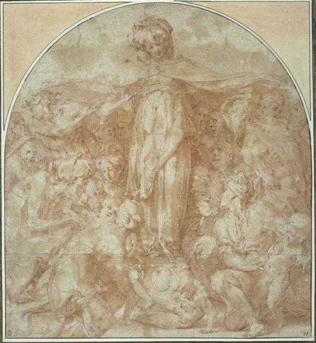 D.35 Madonna della Misericordia