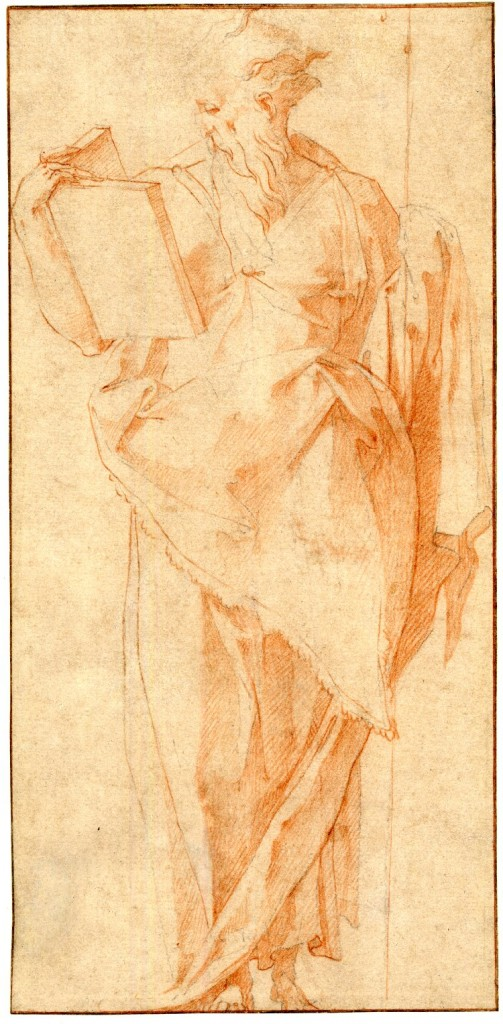 D.36 Standing Apostle