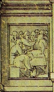 D.37a Altar Gathering of Manna