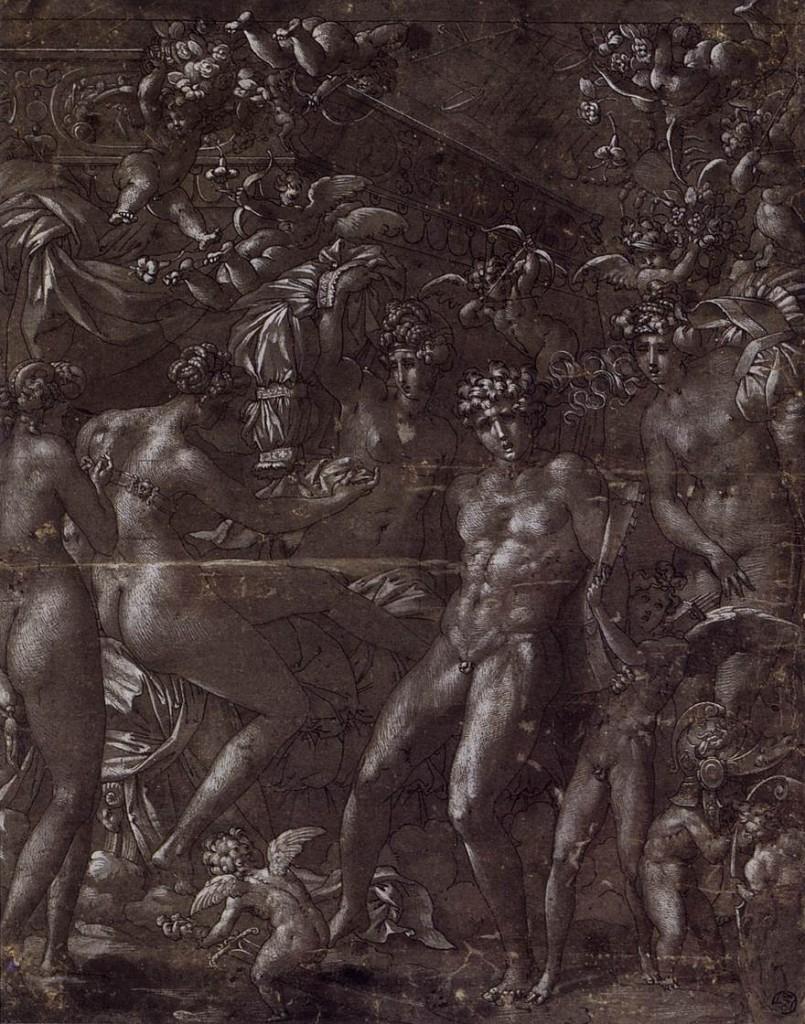 D.42b Mars and Venus, Louvre