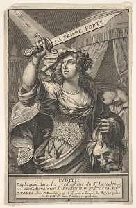 Fig.Abraham Bosse, Judith