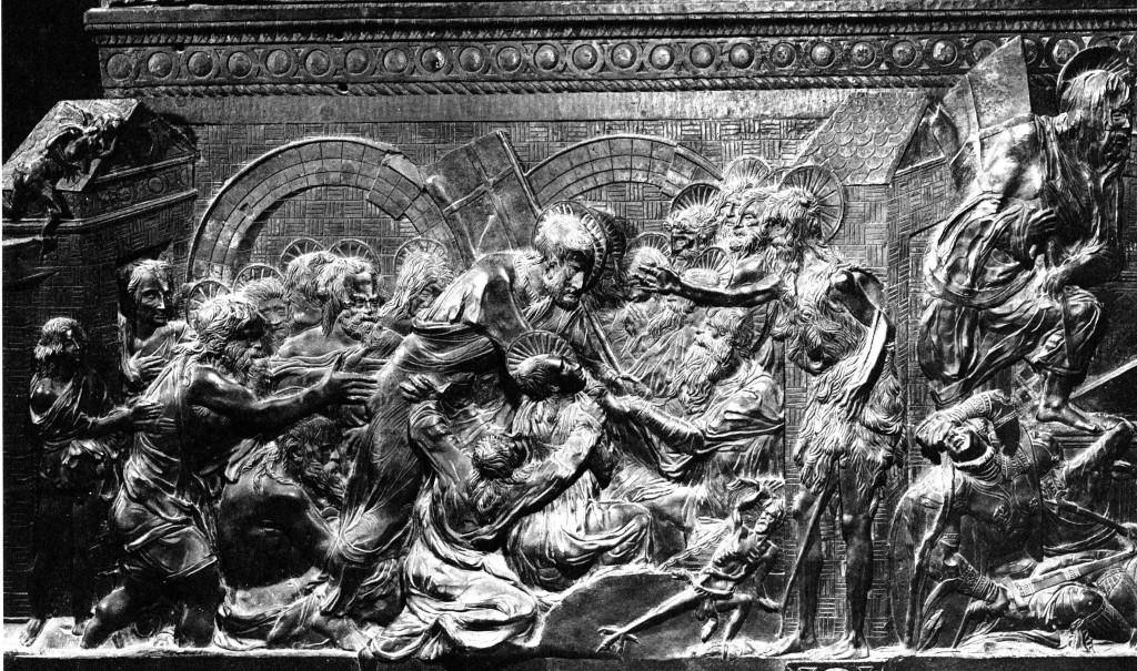 Fig. Donatello Christ in Limbo