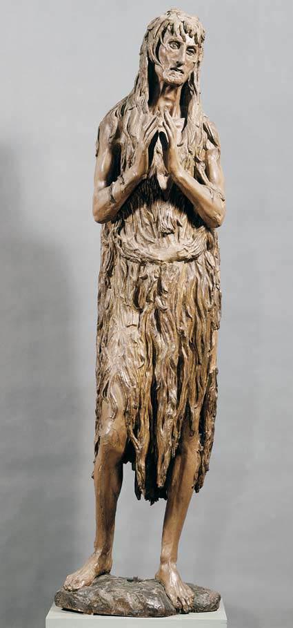 Fig. Donatello, Magdalen