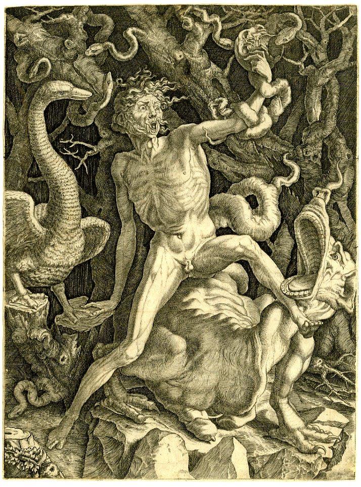 Fig. E.18a, Caraglio, Fury, London