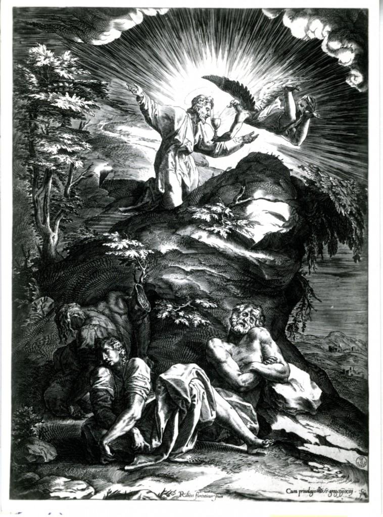 E.3 Alberti, Agony in the Garden, II
