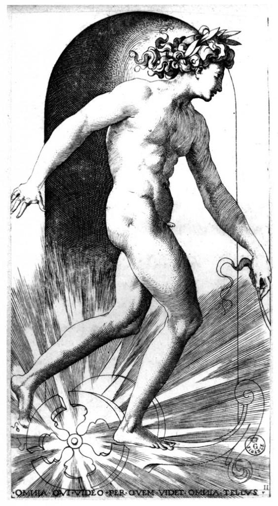 E.36 Caraglio, Apollo