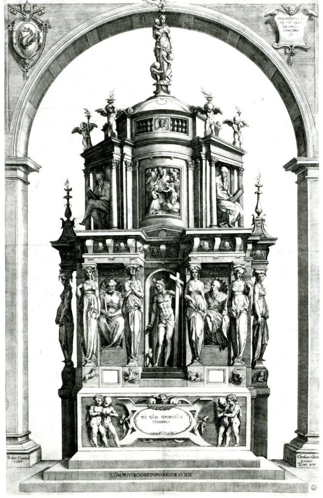 Fig. E.4a Alberti Altar Florence 1579ss