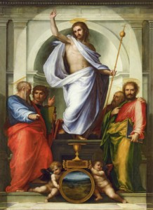 Fig.Frate,Salvator Mundi
