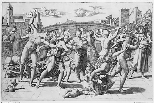 Fig. Marcantonio, Raphael