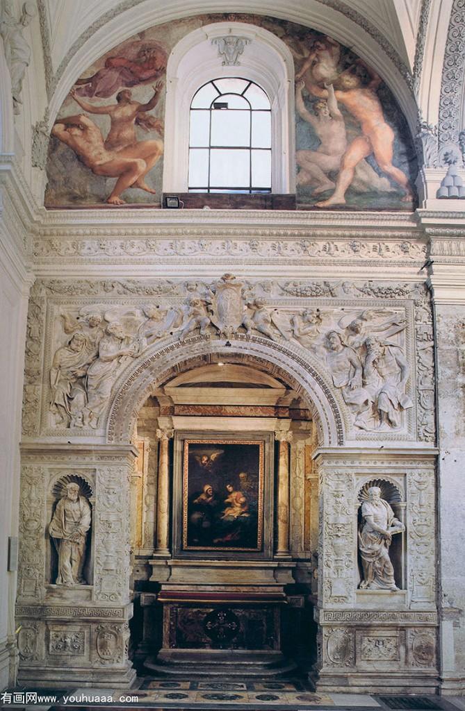 Cesi Chapel, S. Maria della Pace, Rome