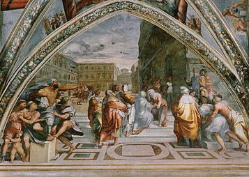 Fig.Perino, Visitation