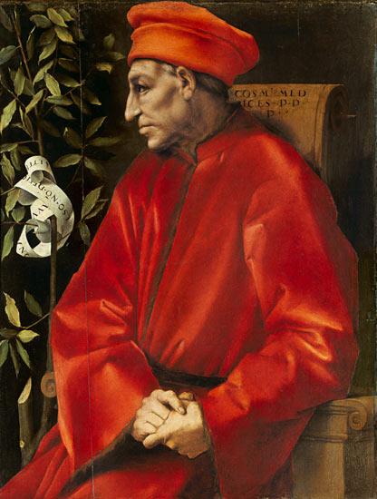 Fig.Pontormo,Cosimo de'Medici021561