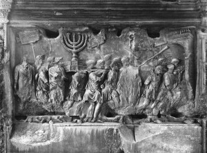 Fig.Relief, Arch of Titus