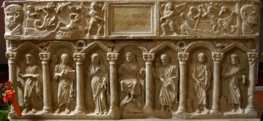 Fig.Sarcophagus, Perugia