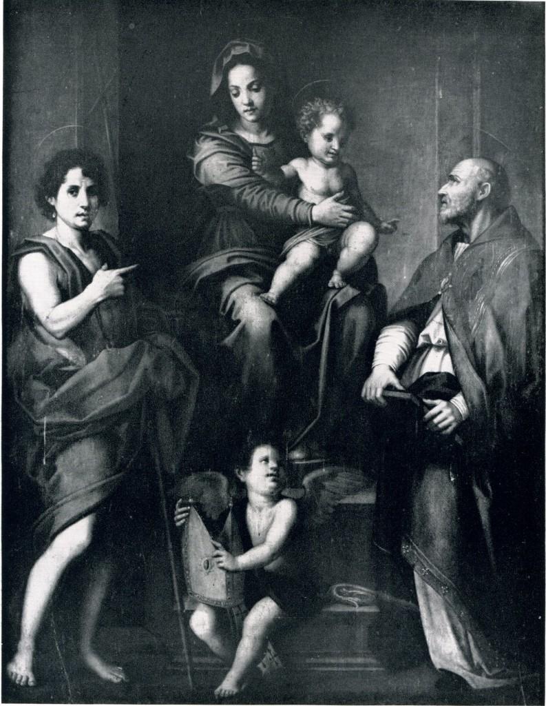 Fig. Sarto, Madonna of S. Ambrogio