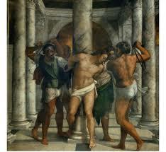 Fig. Sebastiano del Piombo, Flagellation, Rome