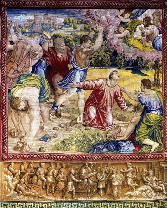 Fig, Raphael, Saint Stephen
