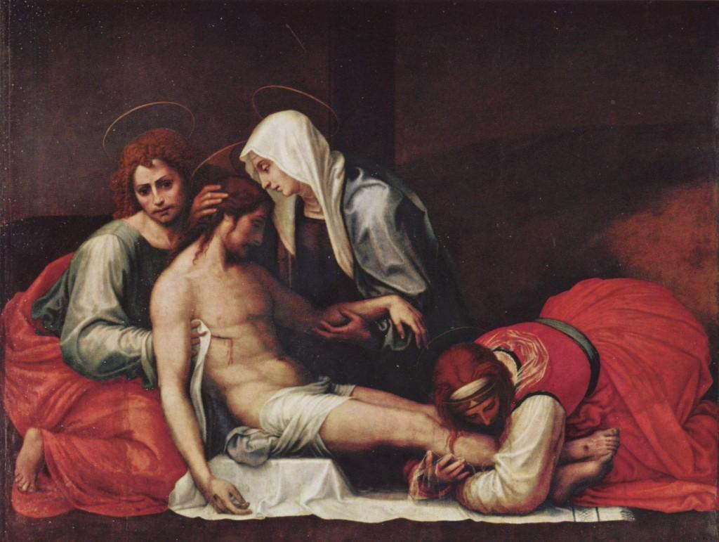 Fra Bartolommeo, Pietà